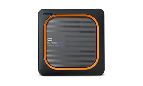 2TBPassport Wireless SSD External - WIFI USB 3.0