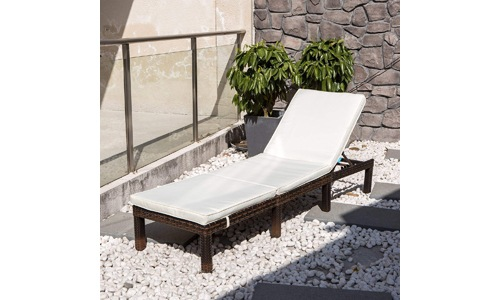 COMHO Chaise Lounge Outdoor Chair
