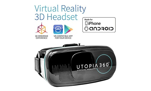 Utopia 360 degrees VR Headset 2019 Model