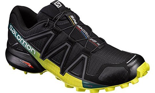 SALOMAN'S MOUNTAIN SPORTS RUNNING SHOES:
