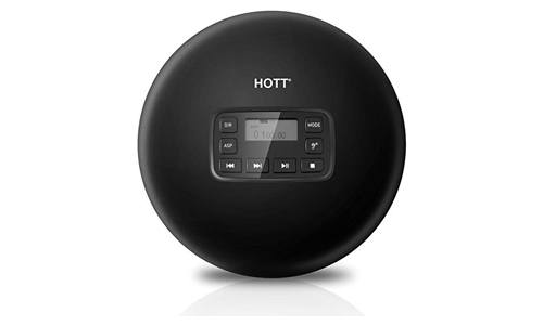 Hi-Fun HOTT Portable CD player