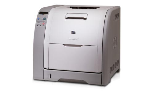 HP Color LaserJet 3700n Laser Printer
