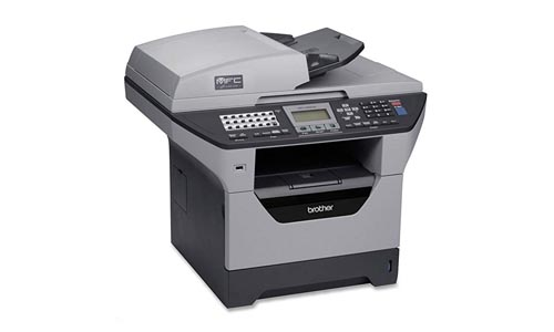 Brother MFC-8860DN Flatbed laser printer