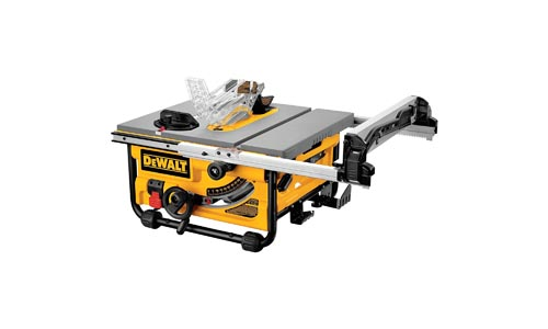 DEWALT Compact Job-Site Table Saw