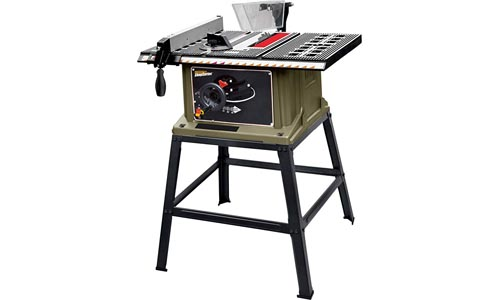 ShopSeries Table Saw with Stand