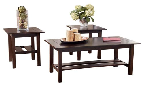 Ashley Furniture Medium Brown