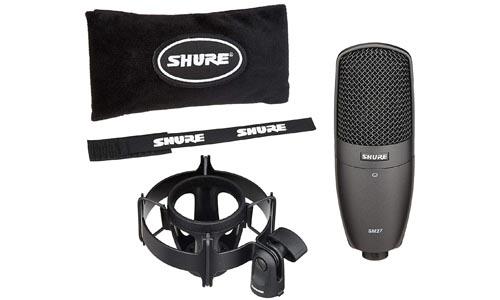 Shure Multi-Purpose Condenser Microphone