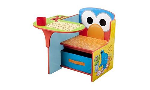 Delta Children (Sesame Street) Chair Desk