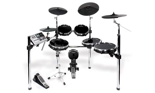 Alesis X-Kit Bundle with Drum Throne and Headphones