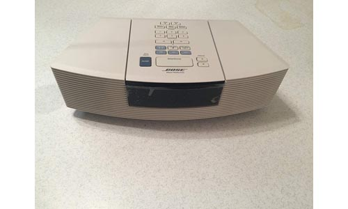 Bose Wave Radio/cd Player