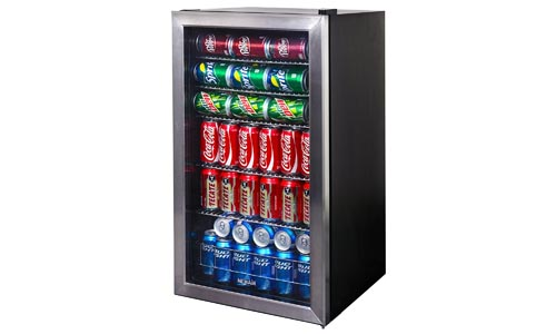 NewAir Beverage Cooler and Refrigerator