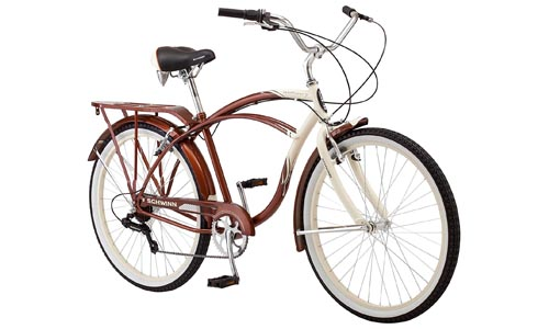 Schwinn Men's statuary 7-speed bike