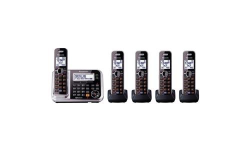 Panasonic KX-TG7875S Bluetooth Cordless Phone