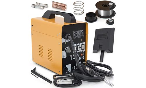 ARKSEN Wire DIY Home Welder Automatic Feeding