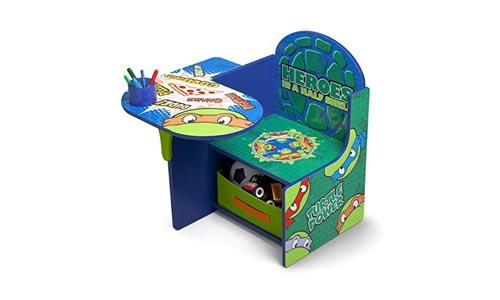 Delta Children (Nickelodeon Ninja Turtles) Chair Desk
