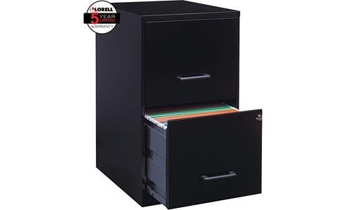 Lorell 14341 2 – Drawer File Cabinet