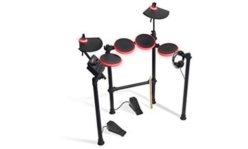 Ion Audio Redline Illuminated Electronic Drum Kit