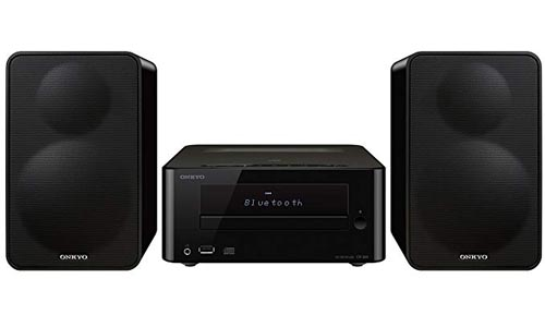 Onkyo CD Hi-Fi Mini System with Bluetooth