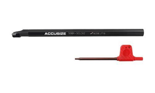 "AccusizeTools 3/8"" x 6"" Indexable Boring Bar"