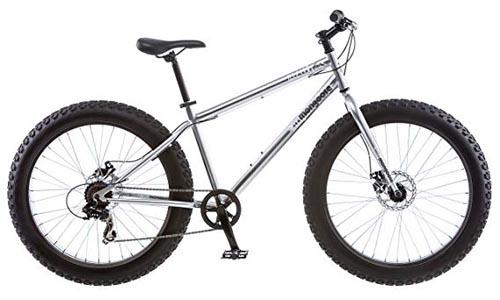 Mongoose Men's Malus Fat Bicycle