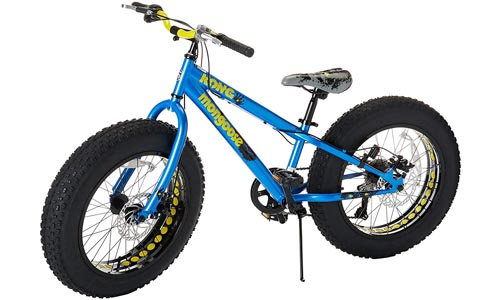 Mongoose Kong Boy's Fat Tire Bike