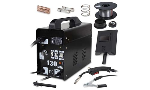 Super Deal Black Commercial MIG Welder