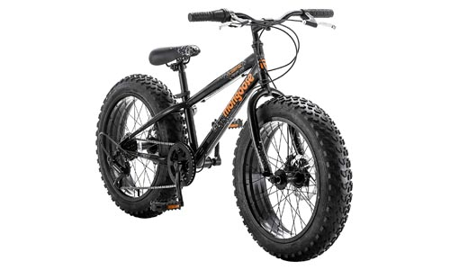 Mongoose Compac Boy's Fat Bike