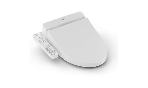 TOTO SW201401 A100 WASHLET Electronic Bidet Toilet Seat with SoftClose Lid.
