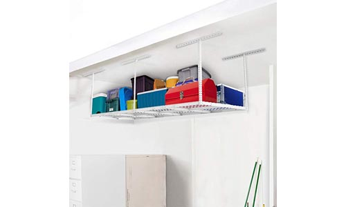 FLEXIMOUNTS (2) 4x8 adjustable ceiling Garage storage