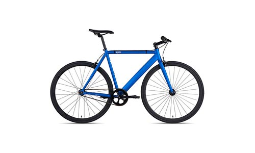 6KU Fixed Gear Single-Speed Bike