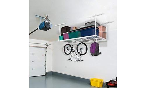 FLEXIMOUNTS 3x6 ceiling mounting storage racks