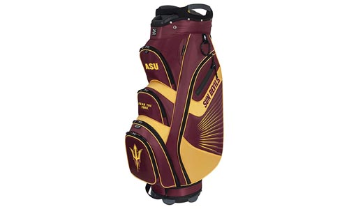 Team Effort The Bucket II Collegiate Cooler Cart Bag