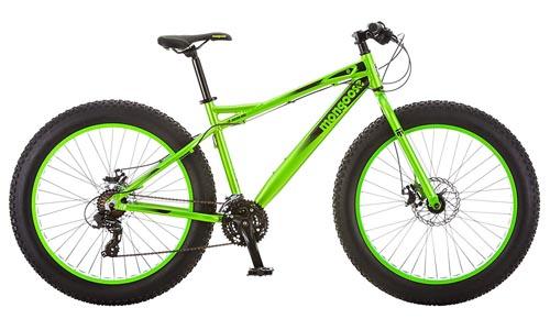 Mongoose Juneau Fat Tire Bicycle