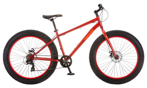 Mongoose Aztec Fat Tire Bicycle
