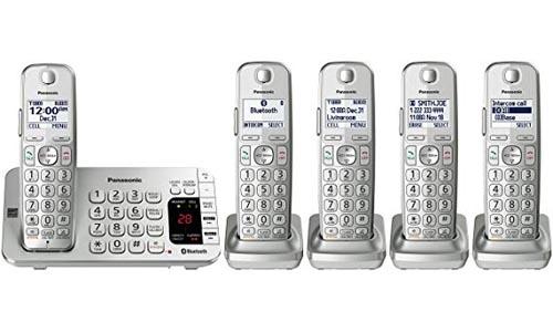 Panasonic KX-TGE475s Cordless Phone