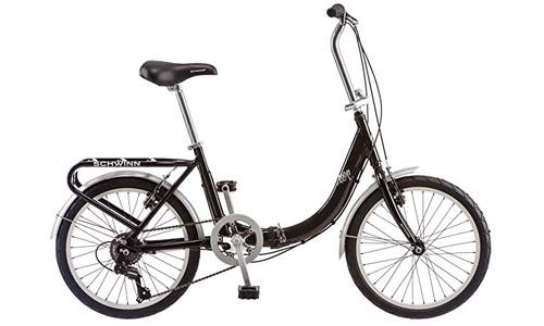 Schwinn Loop Adult Folding Bicycle