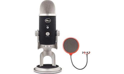 Blue Microphones Yeti Pro USB Condenser Microphone