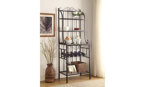 Kings Brand Furniture Bakers Rack