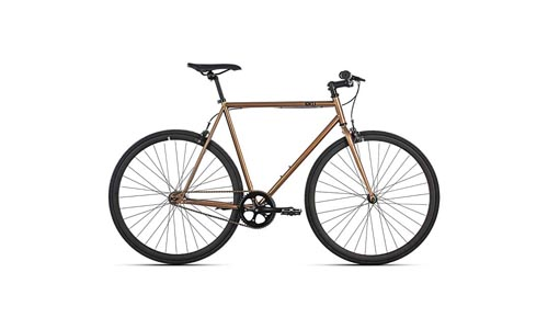 6KU Single Speed Urban Fixie Road Bike