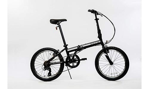 EuroMini ZiZZO Campo folding bike