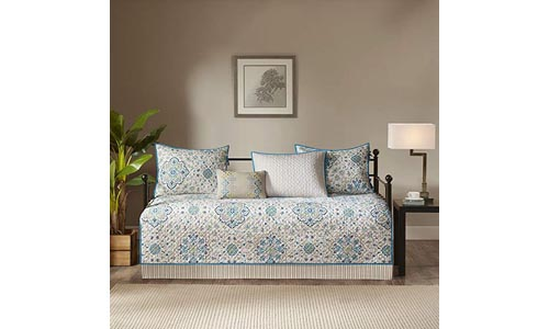 Tissa Piece Daybed Set Ivory Daybed