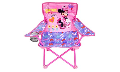 Minnie Mouse Fold N' Go Chair