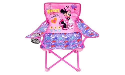 Minnie Mouse Fold N' Go Chair