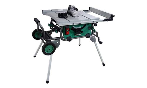 Hitachi 15-Amp Jobsite Table Saw