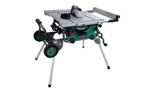 Hitachi 15-Amp Jobsite Table Saw