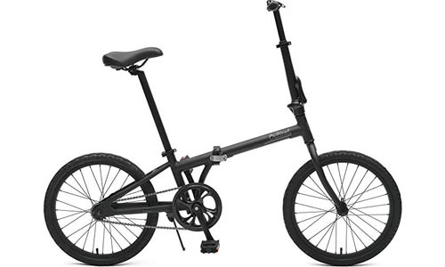 Critical Cycles Judd Folding Bike