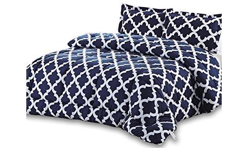Utopia Beddings printed comforter set