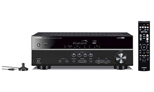 Yamaha 5.1-Channel 4K Ultra HD AV Receiver