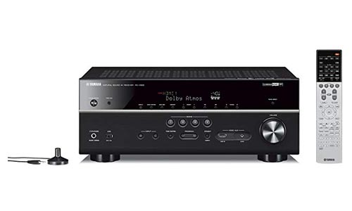 Yamaha 7.2-Channel AV Receiver with Bluetooth