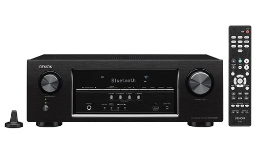 Denon 5.2 Channel Full 4K Ultra HD AV Receiver